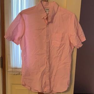 Old Navy Pink button down shirt